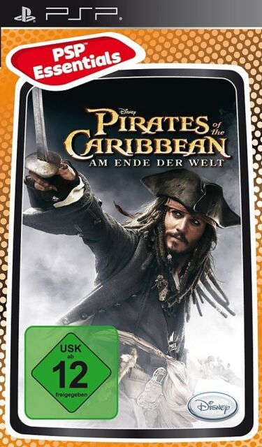Pirates of the Caribbean: Am Ende der Welt Essentials (PSP) PlayStation Portable