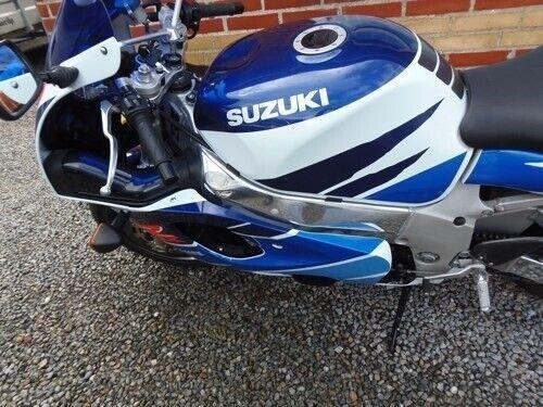 """Suzuki, GSX-R 750 """"SRAD"""", ccm 750"""
