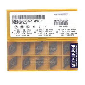 MITSUBISHI CCMT060204 VP15TF Carbide Inserts CNC #
