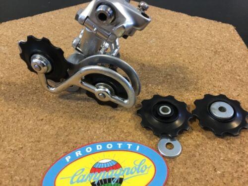 Rear derailleur jockey wheels  to fit Campagnolo Super record Nuovo derailleurs