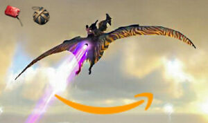 Ark-Survival-Evolved-PC-PVE-NEW-TROPEOGNATHUS-200-Not-Leveled-Breeded
