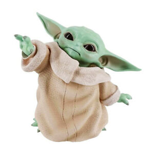 Star Wars Action Figure Baby Yoda Collection Toy PVC Miniature PERFECT QUALITY