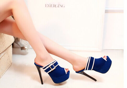 Schuhe Sandale ciabatte sabot Sandale Schuhe tacco spillo  13.5 cm rosso stiletto elegante 9286 c39472