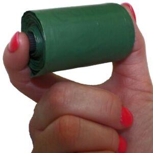 Dog Poo Bag Biodegradable BioGone 8 Portable Refill Rolls | 160 Dog Waste Bags