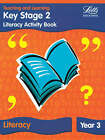 KS2 Literacy Activity Book: Year 3 by Letts Educational (Paperback, 1998)