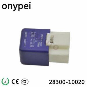 Relais-28300-10020-156700-0503-4-Pins-12V-fuer-Toyota-Lexus-Verschiedene-Modelle