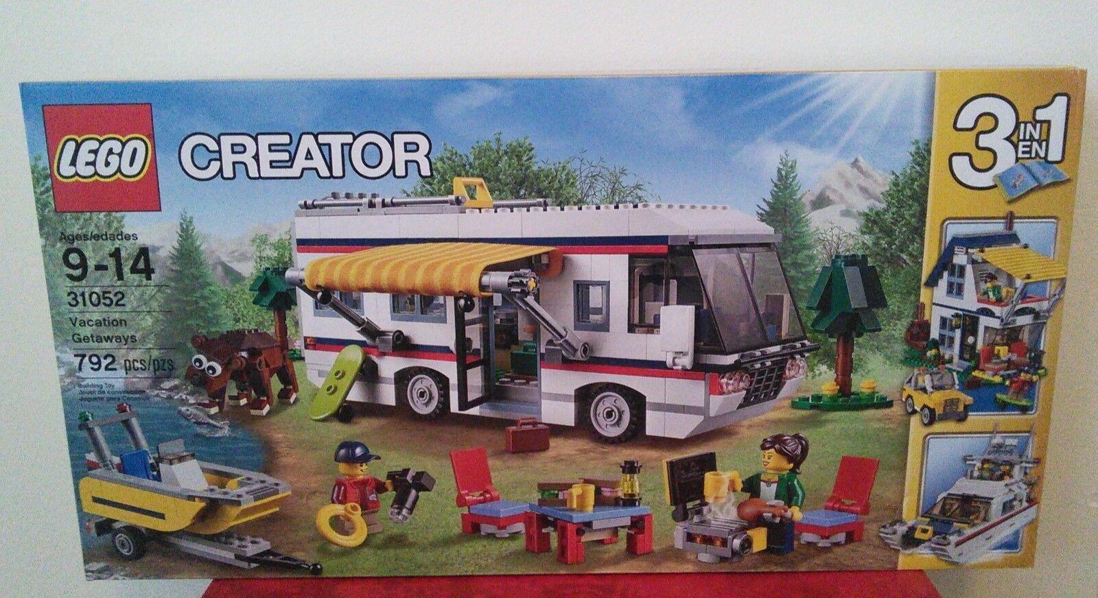 LEGO KREATUR 31052 YRKESUTBILDER 7992 PCS