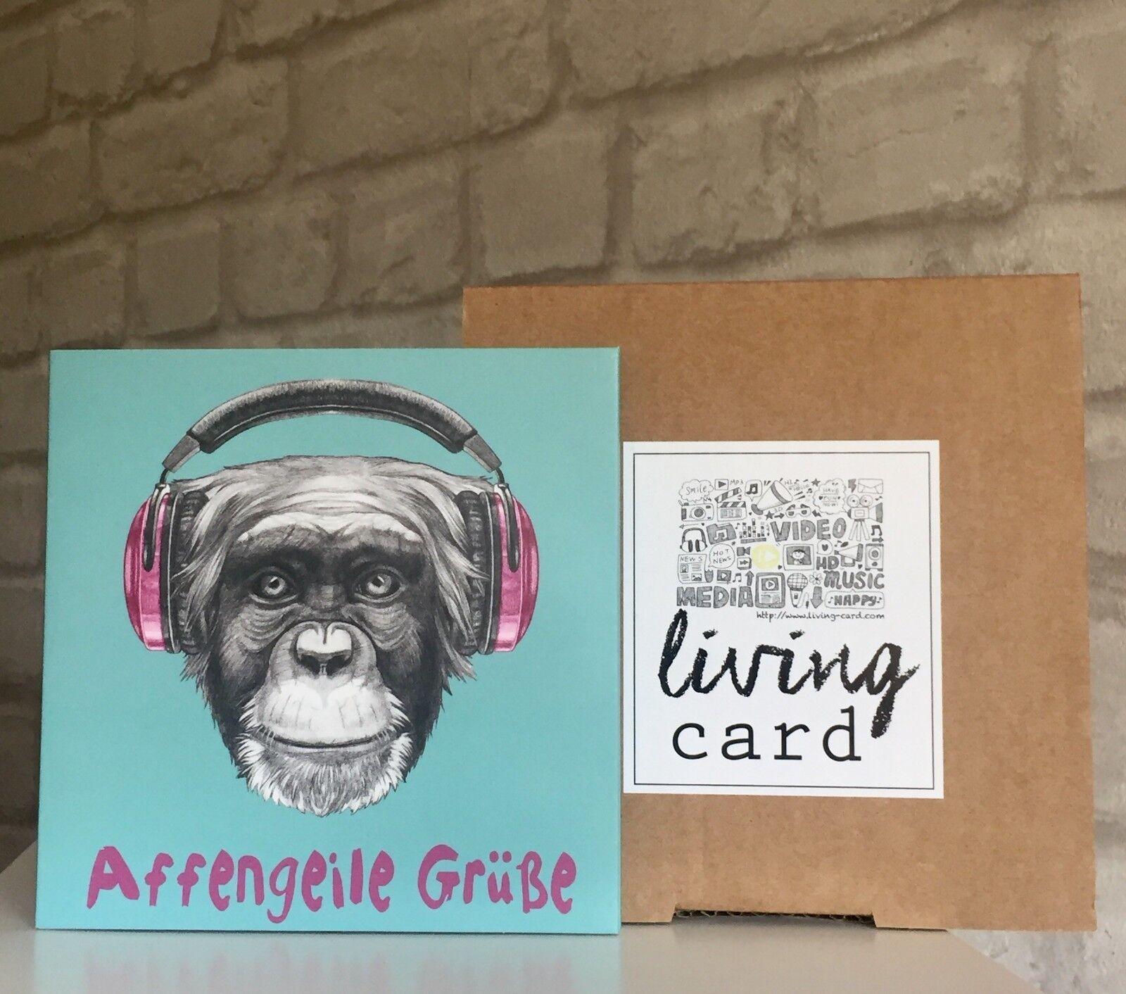 Living Card – die Moderne Grußkarte   Video Karte  4,3 Zoll  | Ausgezeichnete Qualität  | Reparieren