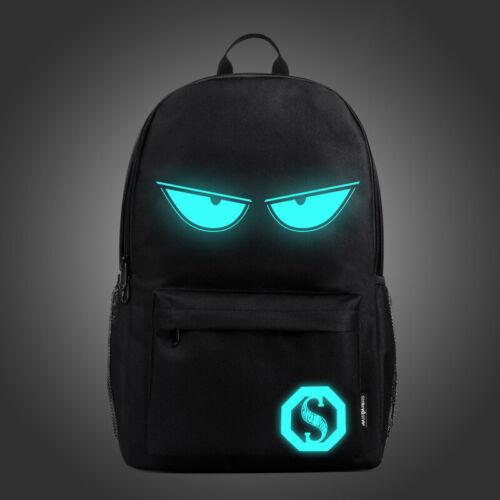 Galaxy Rucksack Schulrucksack Luminous Schultasche,Kinder Schule Schulrucksäck