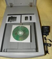 Plustek OpticPro 12000T Flachbettscanner & Dias und Negative mit Multi-Netzteil