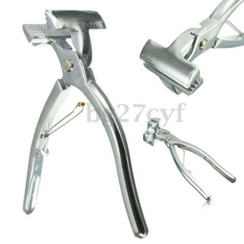 Chrome Canvas Plier Stretching Oil Paint Handle Jaw Tool Stretcher Bar Art Craft