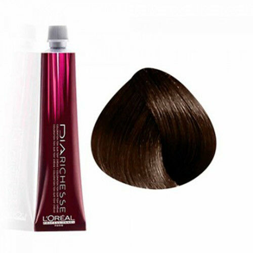 COLORATION DIA RICHESSE 4.5 Chatain Acajou 50 ML L'OREAL PROFESSIONNEL