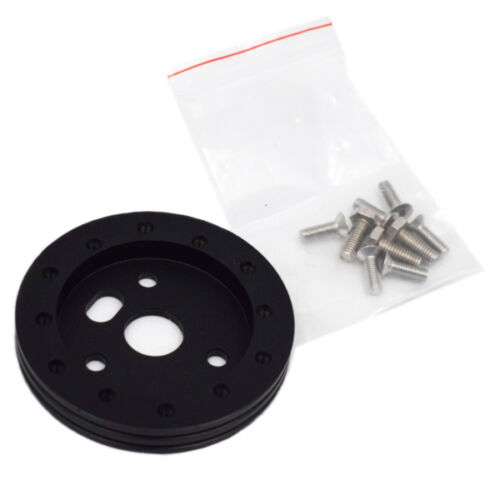 """Steering Wheel to Grant 3 Hole 0.5/"""" Hub for 6 Hole Adapter Boss 0.5/"""" Stable"""