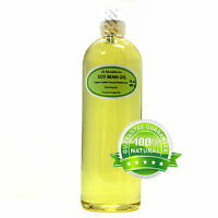Soybean Oil Pure Soy Oil Cold Pressed Organic Free Shipping