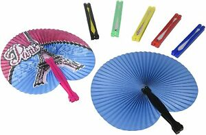Brillant Folding Fan Assortiment (4 Dz)-afficher Le Titre D'origine Une Performance SupéRieure