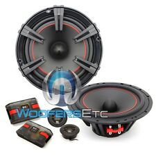 "MB QUART XC1-216 CAR AUDIO 6.5"" COMPONENT MIDS SPEAKERS CROSSOVERS TWEETERS NEW"
