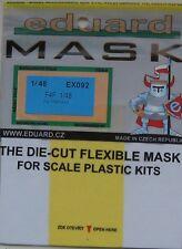 Eduard 1/48 EX092 Canopy Mask for the Tamiya Grumman F4F Wildcat Kit