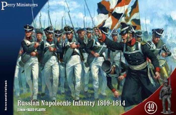 Perry Miniatures RN 020 Russian Infantry 1809-14