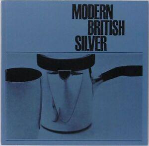 English-1950s-Silver-amp-Silversmiths-London-Goldsmiths-Hall-Exhibition-Catalog