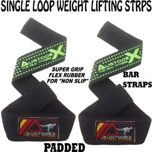 Weight lifting bodybuilding gym training gloves wrist support bar straps wraps