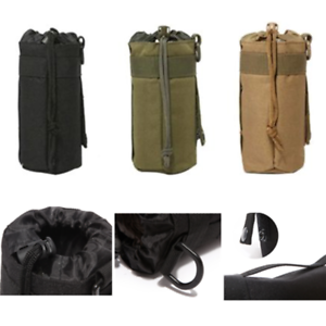 Outdoor-Water-Bottle-Bag-Military-Molle-Kettle-Pouch-Holder-Camping-Holster-Case