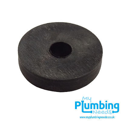 """Total pack of 10 Assorted pack of 1//2/"""" /& 3//8/"""" Rubber Tap Washers"""