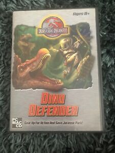Details about JURASSIC PARK III 3 DINO DEFENDER PC /MAC GAME