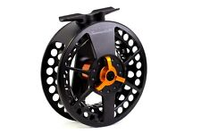 Lamson Speedster #3.5 Limited Edition Black Fly Reel - New - FREE FLY LINE