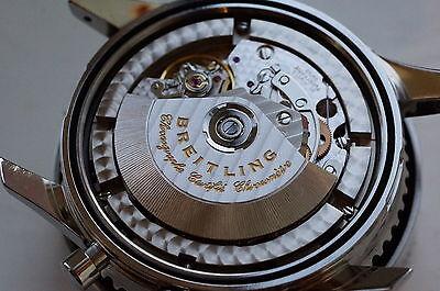 Breitling Navitimer Chronomat Super Avenger Chronograph Watch Repair Service