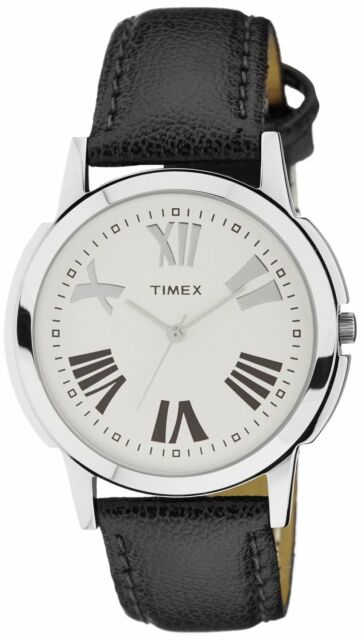 Timex TW002E118 Analog Silver Dial Men's Watch
