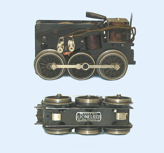 Lionel 1666M-1 Motor & Reversing Unit - LN