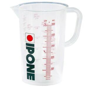 Doseur-gradue-IPONE-500-ml-remplissage-huile-additifs-carburant-moto-nettoyant
