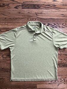 e713390d TOMMY BAHAMA 🌴 men's polo rugby shirt size XXL 66% Tencel/34 ...