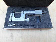 Starrett No 220 Mul T Anvil Micrometer 0 1 In 001
