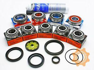 DSG-Gearbox-7-Speed-Bearing-and-Seal-repair-kit