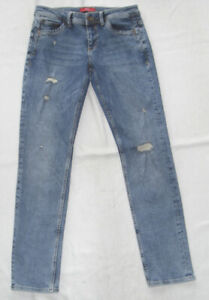 S.Oliver Women's Jeans Women's Size 38 L30 Shape Slim Condition Very Good