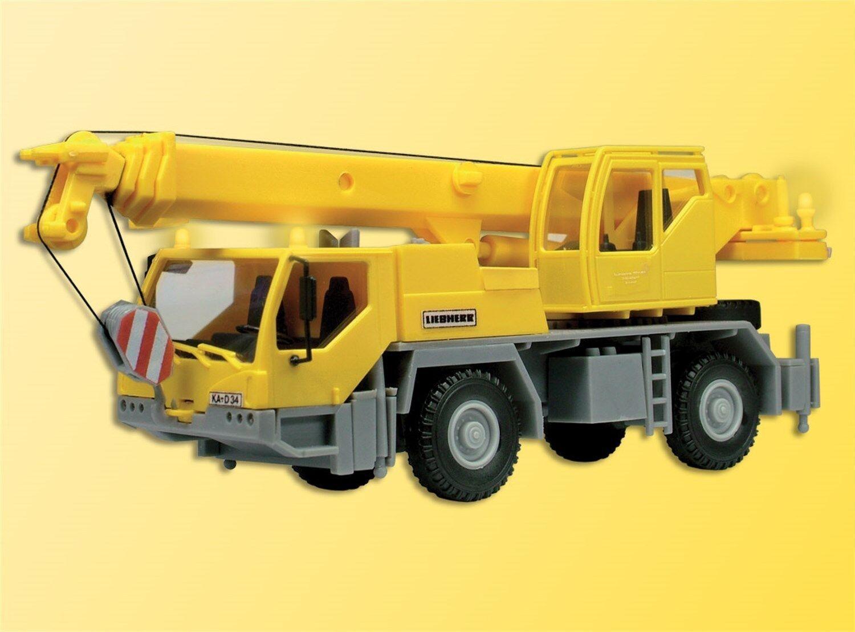 KIBRI 23025 -- utilitaires Liebherr, Piste h0