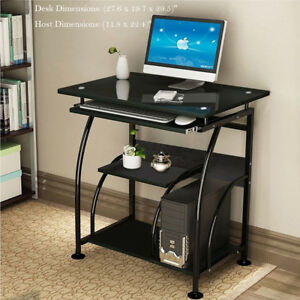Merveilleux Image Is Loading Computer Desk PC Laptop Writing Table Workstation Home