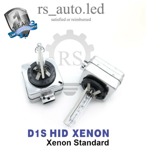 2x AMPOULES D1S Blanc Xenon 5000K Low Beam Phares FORD FOCUS 2 MK2 2004-2011