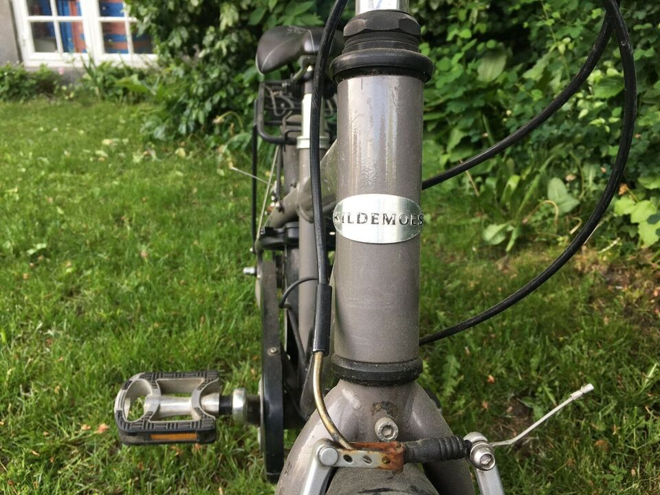 Drengecykel, citybike