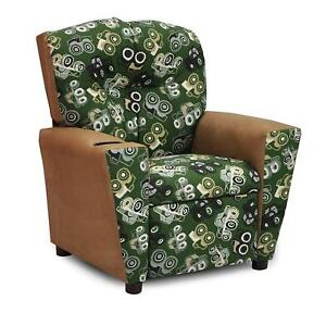 Kids Recliner Chair Children S Furniture Toddler Sofa Seat Couch