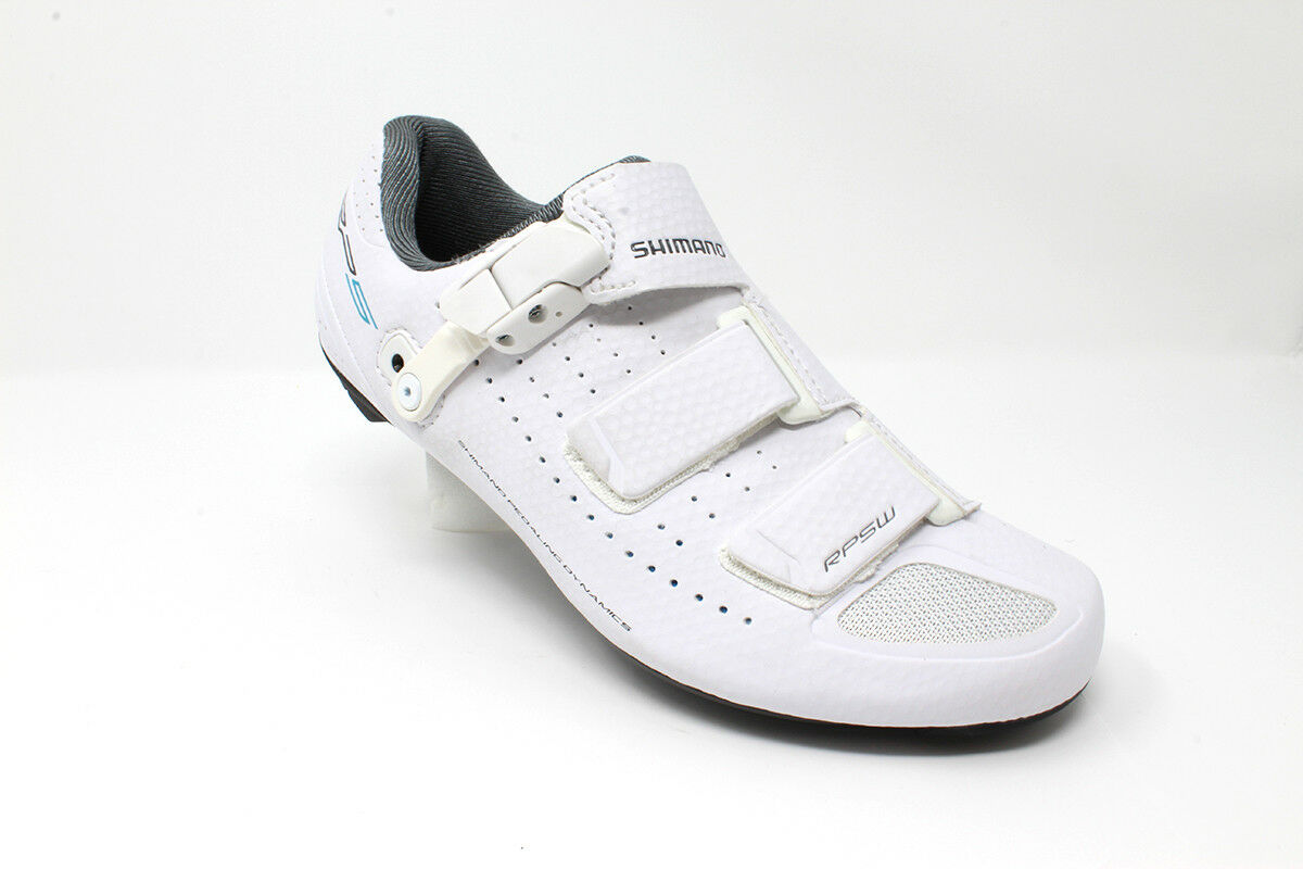 BRAND NEW Shimano RP5 Women's White Carbon Road Bike shoes