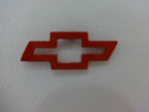 Chevrolet-Chevy-Bow-Red-Tie-Lapel-Hat-Pin-GM-Nascar-IndyCar
