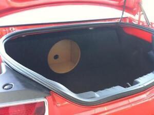 For-a-2010-2015-Chevy-Camaro-Custom-Sub-Box-Subwoofer-Enclosure-Single
