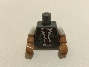 Baukästen & Konstruktion LEGO-MINIFIGURES SERIES THE BATMAN MOVIE X 1 TORSO FOR BARBARA GORDON PART