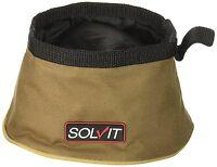 Solvit 2 Liter Travel Dish Feeder Homeaway Bowl Dog Cat Waterer Free Ship Usa