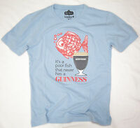 Guinness Beer Label Logo Retro Design T-shirt By Red Jacket