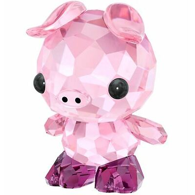Swarovski Crystal Creation 5302557 Zodiac Determined Pig RRP $89
