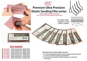 Matador 4pcs #0600 Infini Model Premium Soft Sanding Stick