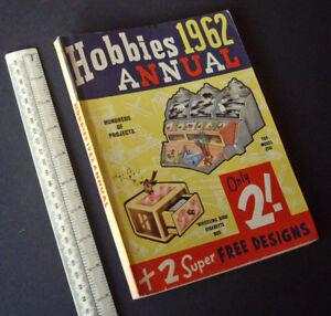 Vintage-Hobbies-Annual-Handbook-Catalogue-1962-Fretworking-Retro-Modelling-etc
